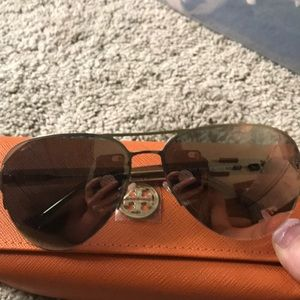 Tory Burch sunglasses aviators